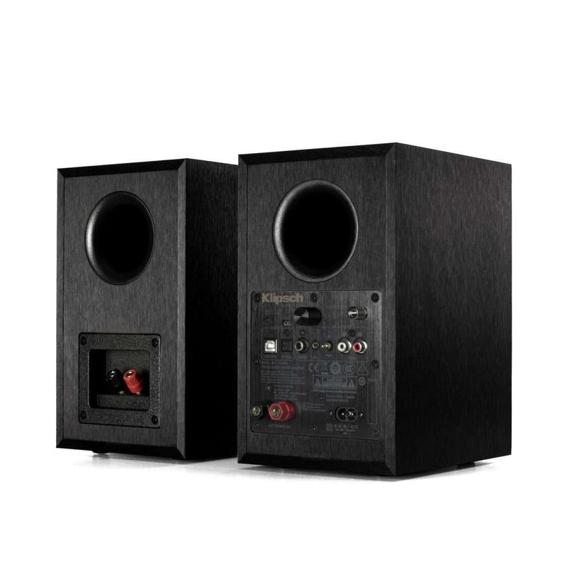 Klipsch R-41PM Powered Speakers