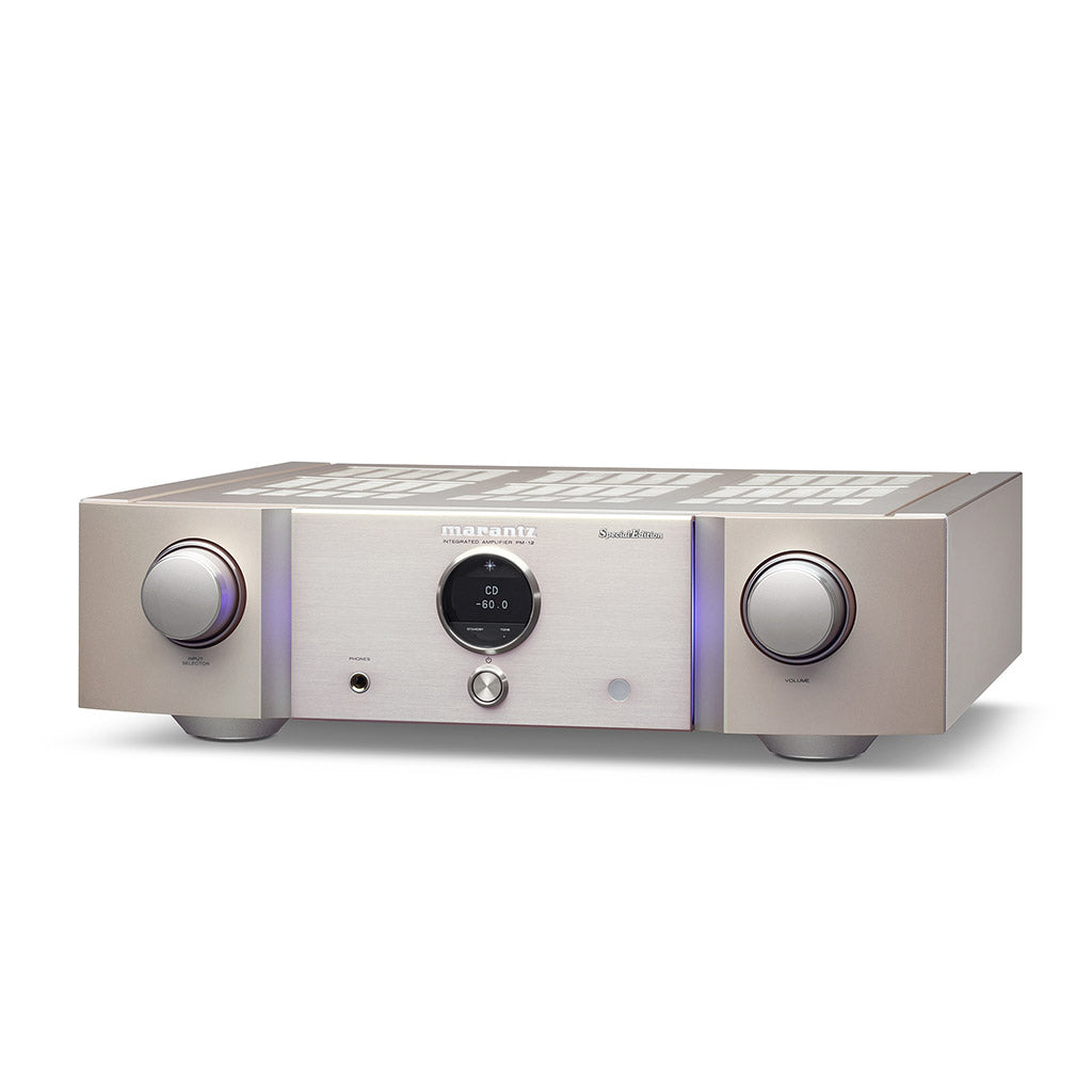 Marantz PM-12 Special Edition Integrated Amplifier