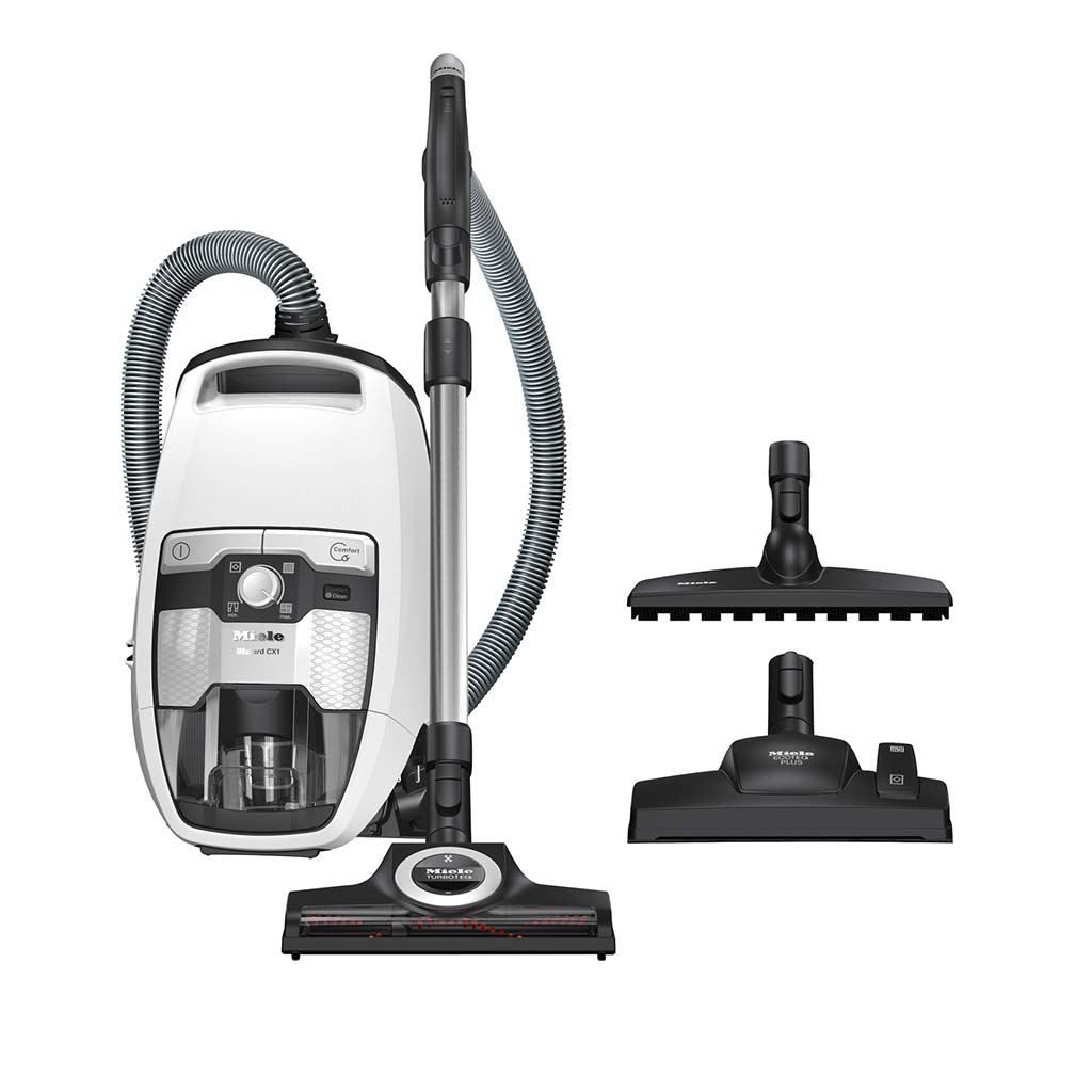 Miele Blizzard CX1 Total Solution PowerLine Bagless Cylinder Vacuum - SKCF3
