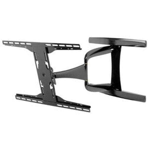 "Peerless SLWS351/BK full motion articulating wall mount for 37""-65"" televisions"