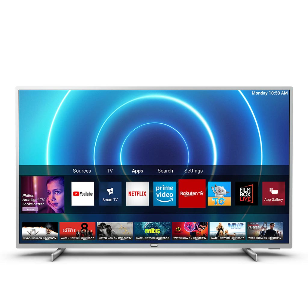"Philips 50PUS7555 50"" (2020) 4K UHD LED Smart TV"