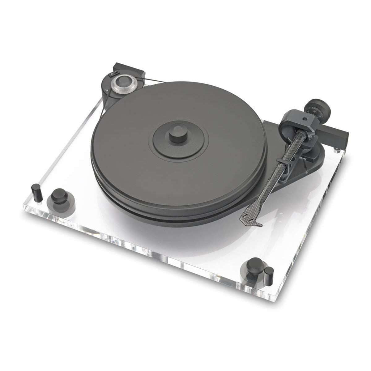 Pro-Ject 6 Perspex Turntable - Default Title - Call SpatialOnline 0345 557 7334