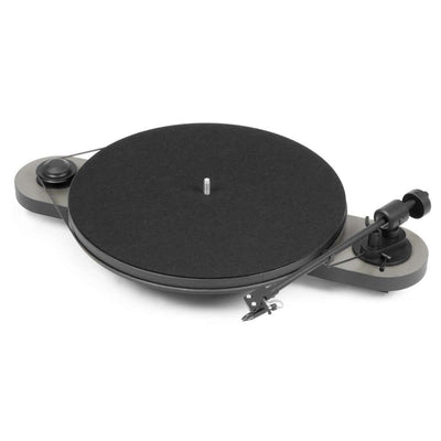 Pro-Ject Elemental Turntable - Silver - Call SpatialOnline 0345 557 7334