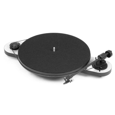 Pro-Ject Elemental Turntable - White - Call SpatialOnline 0345 557 7334