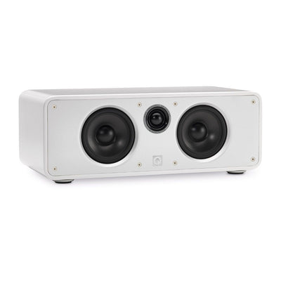 Q Acoustics Concept Centre Speaker in white