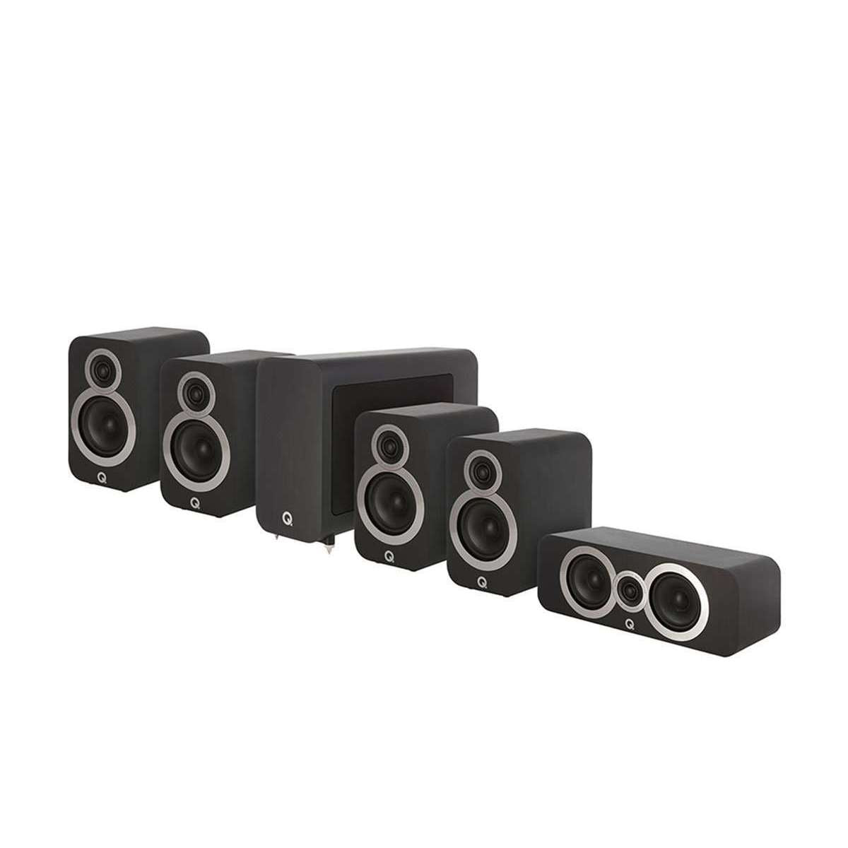 Q Acoustics Q3010i 5.1 Speaker Package