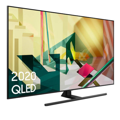 Samsung QE55Q70T 55 inch Smart 4K Resolution UHD QLED TV with HDR10+