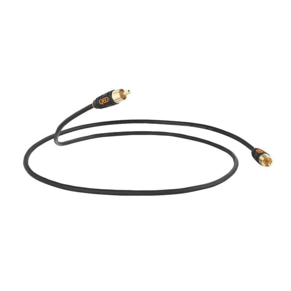 QED Profile Subwoofer Cable - Call SpatialOnline 0345 557 7334