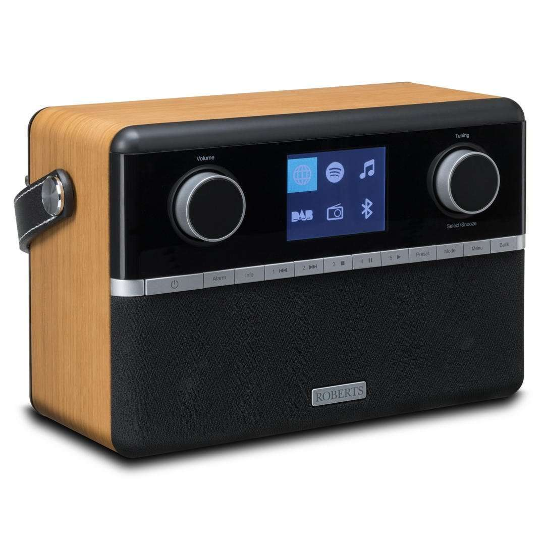 Roberts Stream 94i DAB+/DAB/FM/Internet Smart Radio with Bluetooth