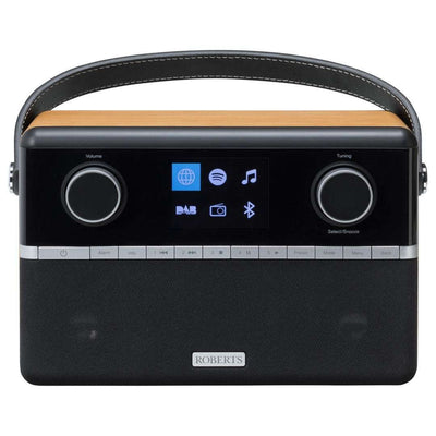 Roberts Stream 94i DAB+/DAB/FM/Internet Smart Radio with Bluetooth - Call SpatialOnline 0345 557 7334