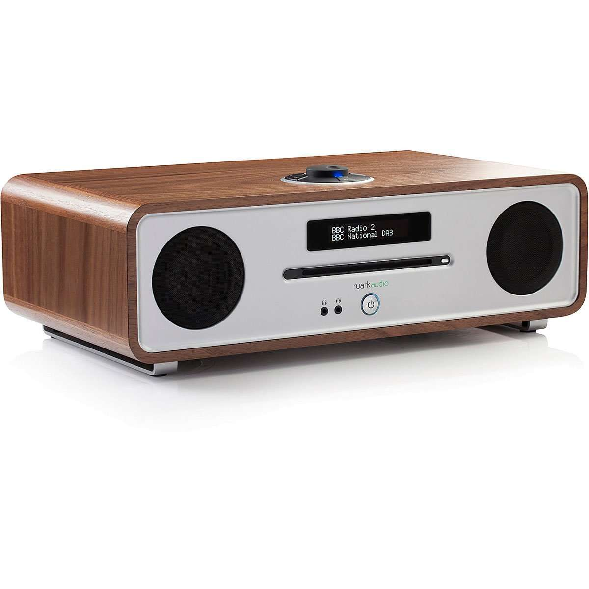 Ruark Audio R4 MKIII Audio System (DAB+ / CD / Bluetooth)