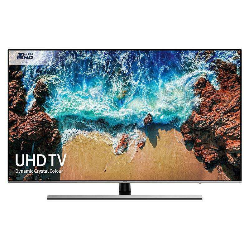 "Samsung UE49NU8000 49"" Ultra HD 4K Smart Television - Call SpatialOnline 0345 557 7334"