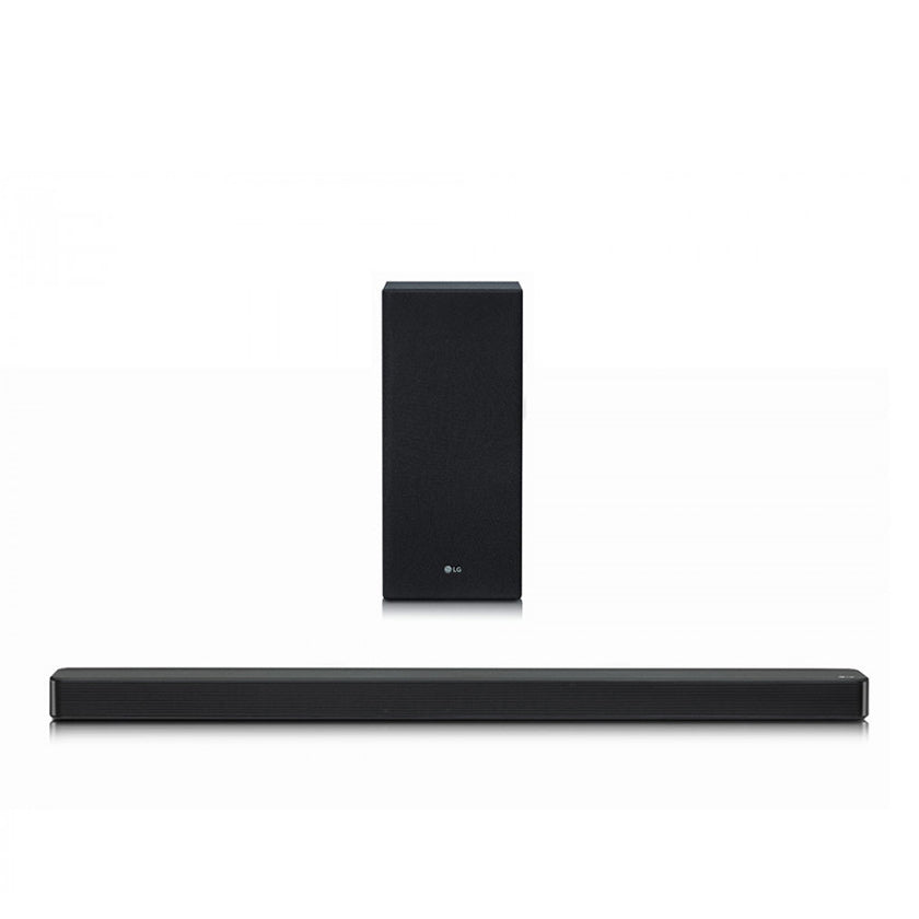 LG SL6Y Bluetooth Sound Bar Wireless Subwoofer