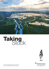 "Load image into Gallery viewer, ""Taking Stock"" - Investec Asset Management - Spring 2019 - 0.5 CPD hour"