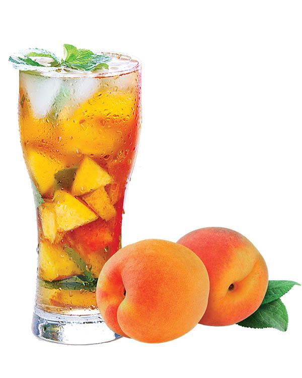 Peach Tea Freeze