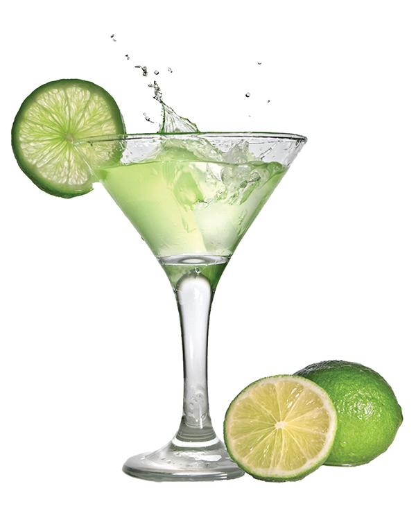Slim and Trim Skinny Margarita