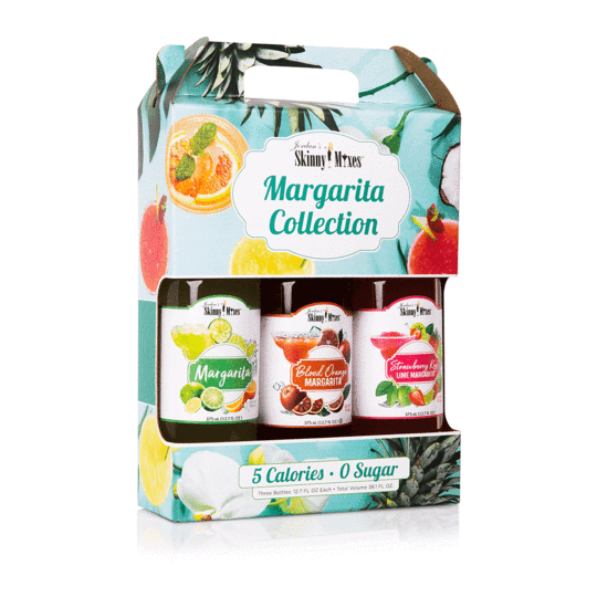 Margarita Mix Trio (Margaritta, Blood Orange, Strawberry Key Lime)
