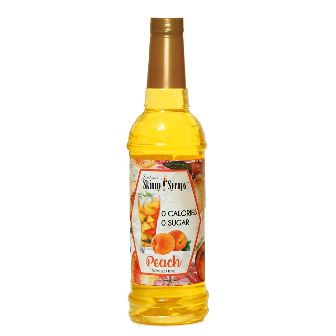 Sugar Free Peach Syrup