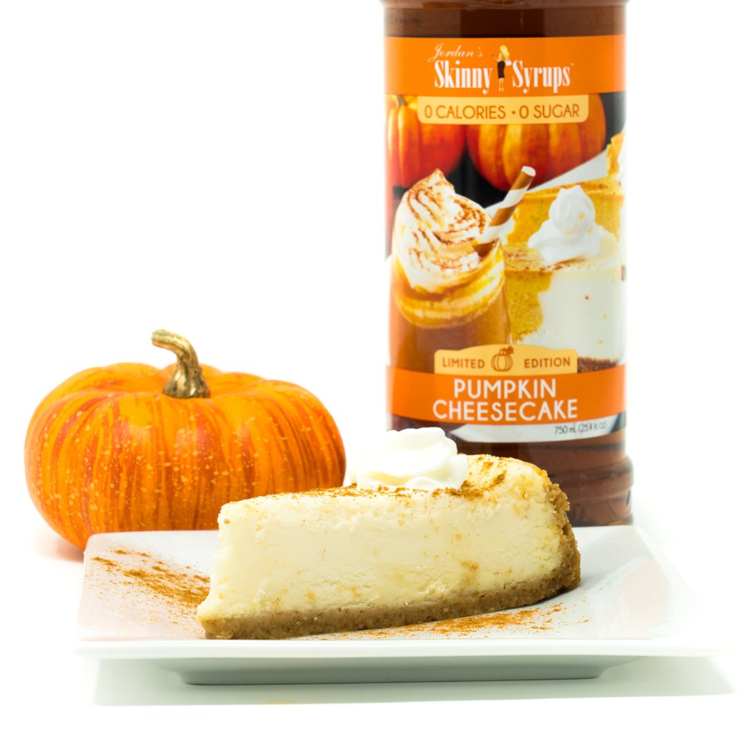 Sugar Free Pumpkin Cheesecake Syrup