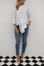 Load image into Gallery viewer, The Rae Shirt in White