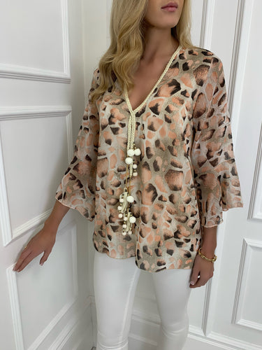 The Florence Blouse