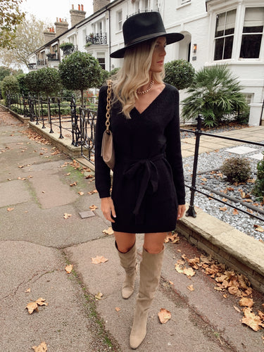 The Kendall Knit Dress