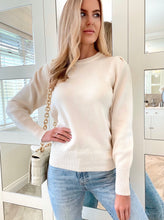 Load image into Gallery viewer, The Rosie Knit in Cream