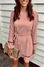 Load image into Gallery viewer, The Paris Dress in Blush