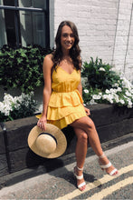 Load image into Gallery viewer, The Tara Dress in Mustard