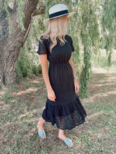 Load image into Gallery viewer, The Orla Dress in Black