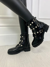 Load image into Gallery viewer, The Coco Biker Boots