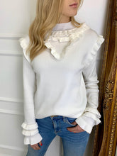 Load image into Gallery viewer, The Ava Knit in Ivory