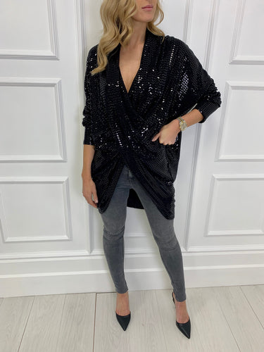 The Sammie Sequin Top