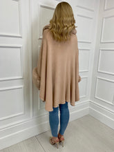 Load image into Gallery viewer, The Carlton Cape in Blush