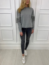 Load image into Gallery viewer, The Tia Tassel Sweatshirt