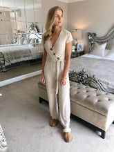 Load image into Gallery viewer, The Arabella Jumpsuit in Cream