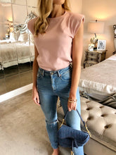 Load image into Gallery viewer, The Darcy Tee in Blush