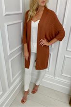 Load image into Gallery viewer, The Carlee Cardi in Rust