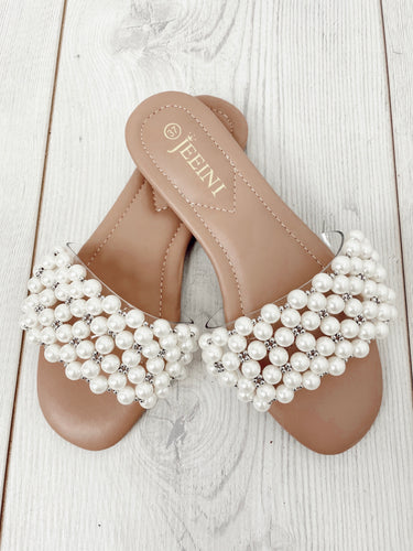 The Pearl Sandals