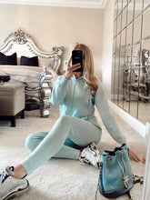 Load image into Gallery viewer, The Madison Loungewear In Mint