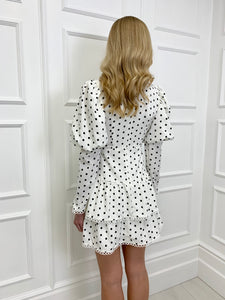 The Sorrento Spot Dress