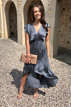 Load image into Gallery viewer, The Sophia Dress in Grey