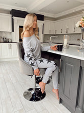 Load image into Gallery viewer, The Star Loungewear In Grey