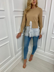 The Chloe Knitted Combo