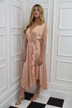 Load image into Gallery viewer, The Lauren Satin Midi Dress
