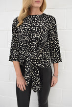 Load image into Gallery viewer, The Rae Shirt in Animal Print