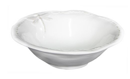 DRAGONFLY CERAMIC CEREAL BOWL