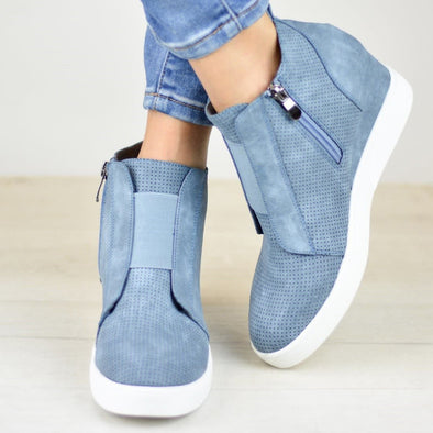 Slope Increased Sports And Leisure Ankle Boots