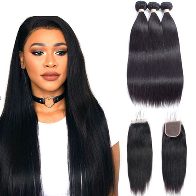 Straight Brazilian Hair
