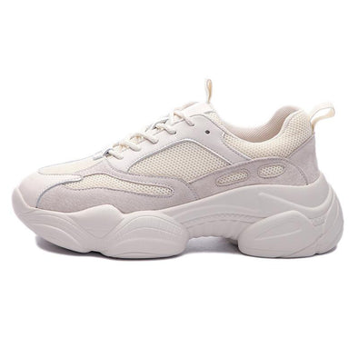 Thick Bottom Breathable Mesh Face Wisdom Smoke Sports Shoes Tide